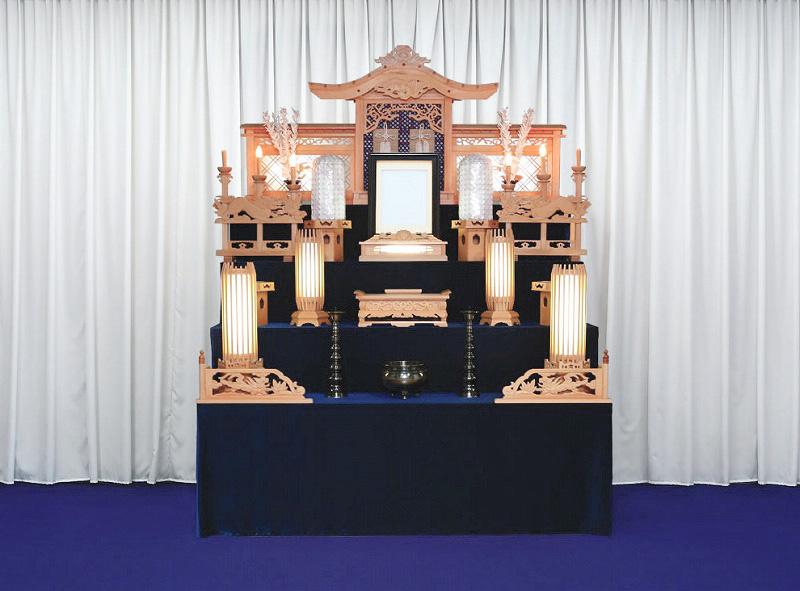 愛典40祭壇