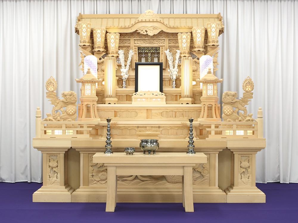愛典100祭壇