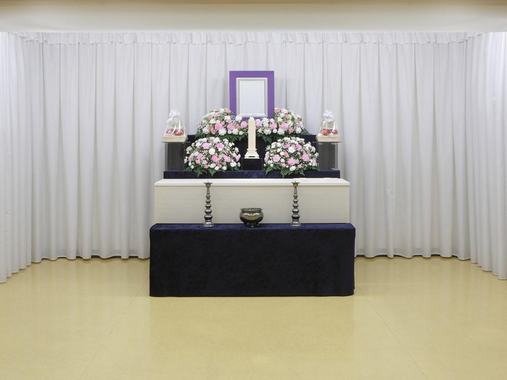 愛典40花祭壇