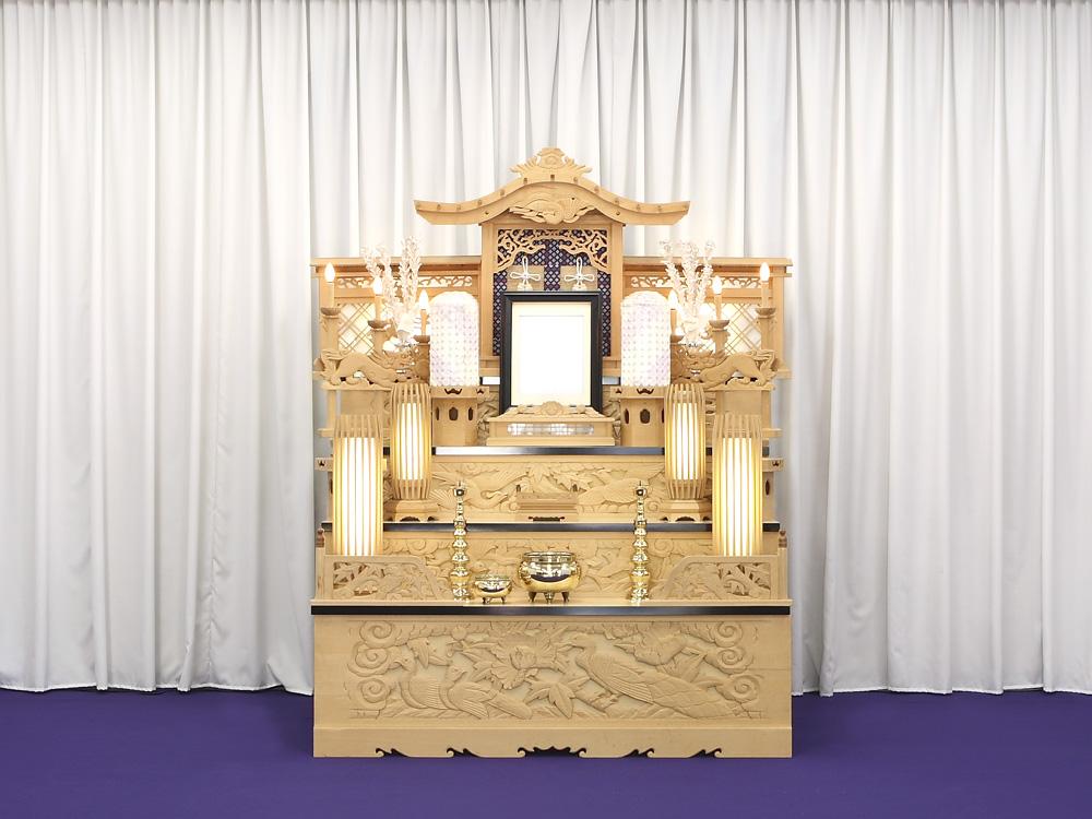愛典60祭壇