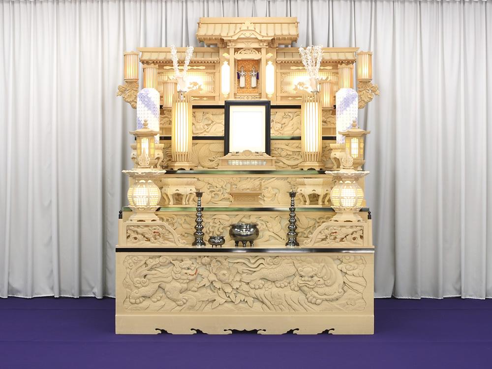 愛典80祭壇